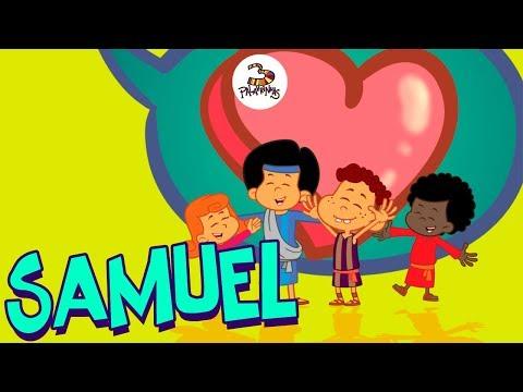 Samuel - 3Palavrinhas - Volume 4