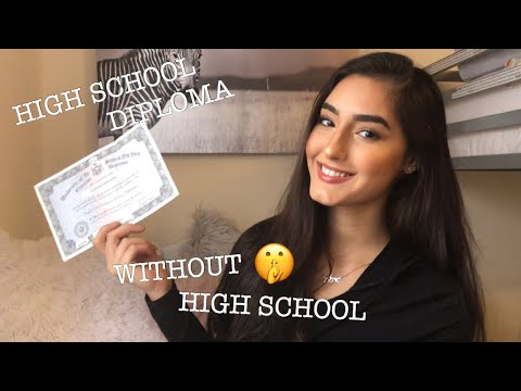 How To Get Your High-school Diploma With Out Going To High-school!
