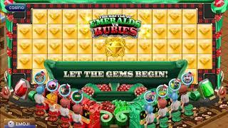 Bellagio - Emeralds vs Rubies   Pop! Slots Las Vegas