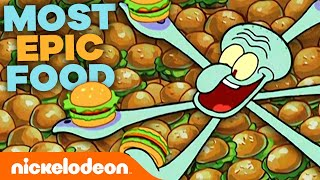 What Your First Krabby Patty Tastes Like  Most EPIC Food Video Ever