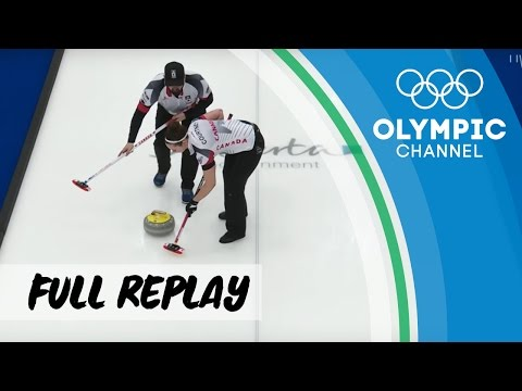 RE-LIVE | Finals - Curling World Mixed Doubles Championships 2017