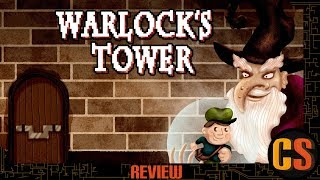 WARLOCK'S TOWER - PS4 REVIEW (Video Game Video Review)