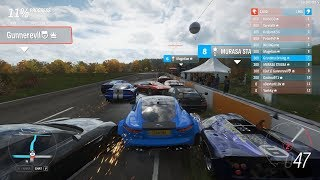 Forza Horizon 4 - Frustrating Online Ranked Adventure Races!