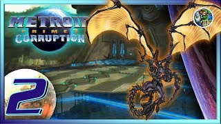 "Meta-Ridley's Rache - Metroid Prime 3 ""Corruption"" #2 [LIVE, BLIND, GERMAN]"