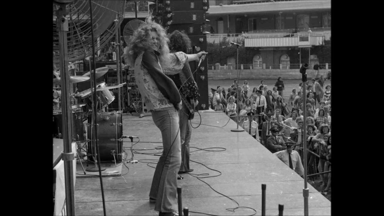 Led Zeppelin Immigrant Song Tangerine