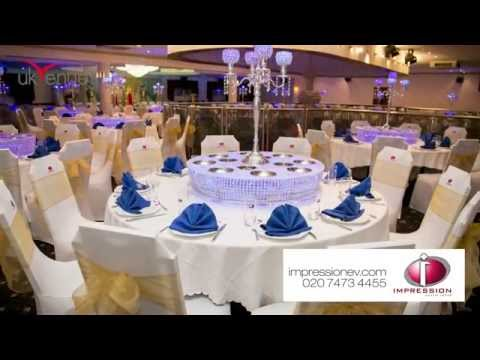 Impression Event Venue - Asian Wedding Venue - UK Venues