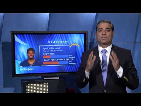 Tyrell Williams Injury Analysis - Week 13 NFL 2016