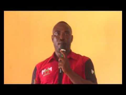 MMM LIVE PRESENTATION Staff Canteen, FCDA Secretariat, Area11. Garki, Abuja. FCT