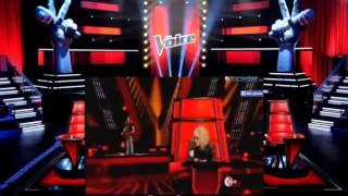 La voz Mexico cuarta temporada   Capitulo 6 Domingo 12 de Octubre del 2014