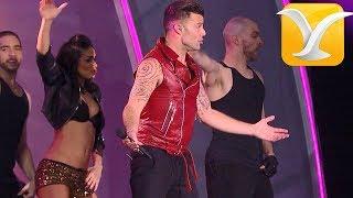 Ricky Martin - La copa de la vida - Festival de Viña del Mar 2014 HD