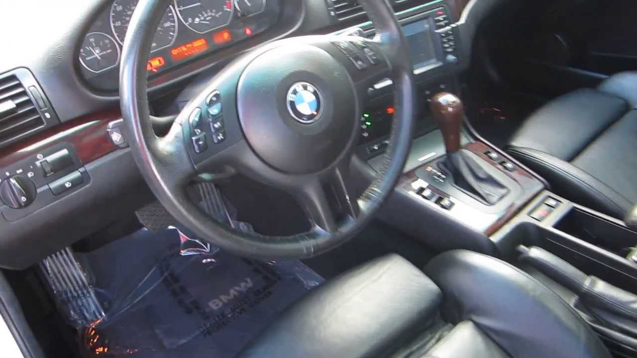 2005 Bmw 330ci Silver Stock 13807b Interior Youtube