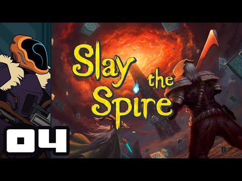 Let's Play Slay The Spire - PC Gameplay Part 4 - The Barricade