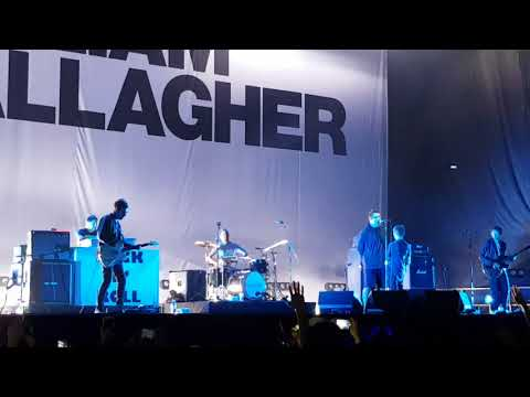 Liam Gallagher Greedy Soul 8 12 2017 Shenzhen