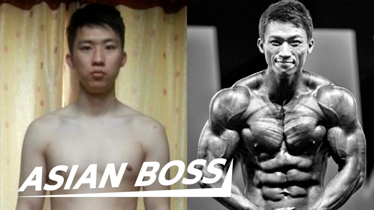 A Korean Bodybuilder Describes How Years Of Steroid Use Messed Up His Body Boing Boing