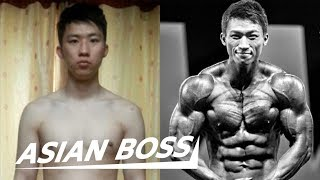 How Steroid Abuse Affected This Korean Bodybuilder   ASIAN BOSS