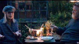 ダイアン・キートンが森の中でロマンティックディナー/映画『ロンドン、人生はじめます』本編映像