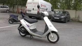 Скутер Honda Dio 50 AF18 - Walkaround, Kupiscooter.ru(, 2016-08-18T05:11:43.000Z)