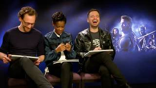 Avengers: Infinity War cast plays