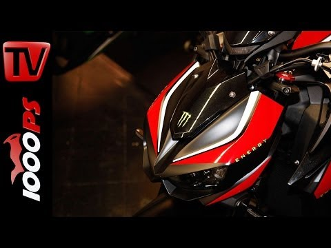 ABM Kawasaki Z1000 - 2014 Zubehörteile - Tuning