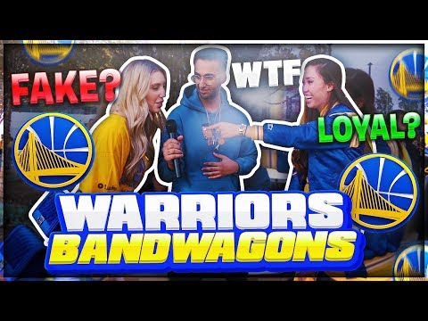 Are You Even a Fan: Golden State Warriors (LOYAL or BANDWAGON) 8
