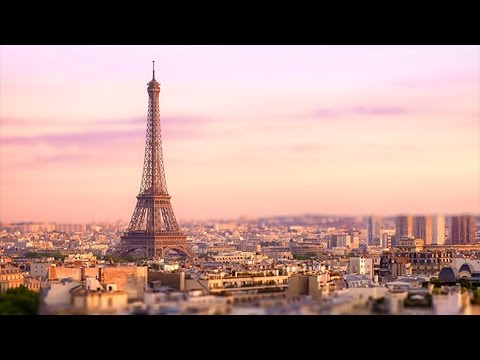 PARIS FRANCE -  A TRAVEL TOUR HD