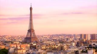 PARIS FRANCE -  A TRAVEL TOUR HD