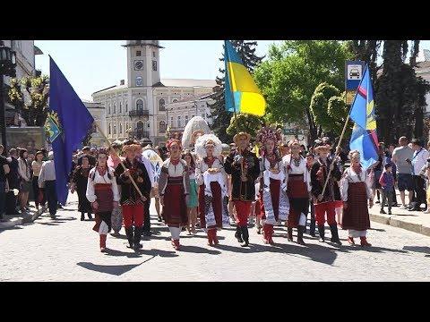 23.04.2018 У Коломиї відбувся фестиваль «Писанка»