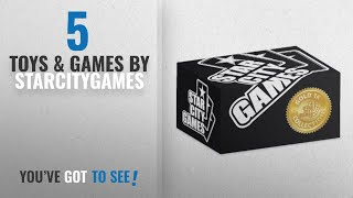 Top 10 Starcitygames Toys & Games [2018]: 1000 Assorted Magic: The Gathering Cards Gold Collection