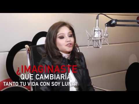 Entrevista Karol Sevilla - Radio Disney