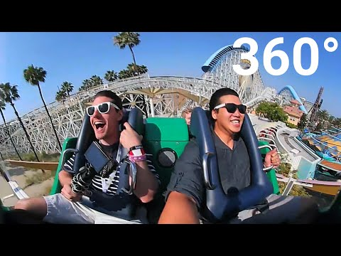 Disneyland In 360 Degrees