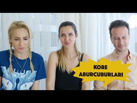KORE Aburcuburlarını Denedik - İrem Helvacıoğlu- Sebi Bebi