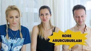 İrem Helvacıoğlu 'yla KORE ABUR CUBURLARI - Sebi Bebi
