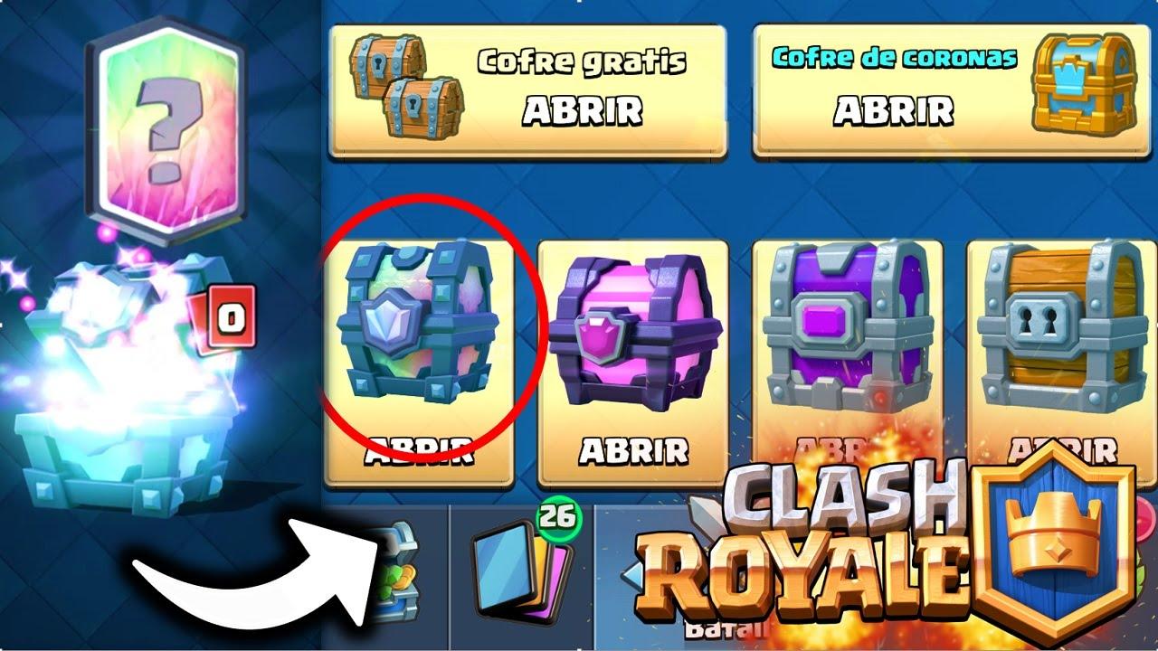 Abro Todos Los Cofres De Clash Royale Antrax