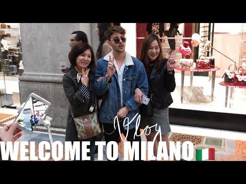 IMAM FANOVE U ITALIJI? | Milano Day 1&2 VLOG