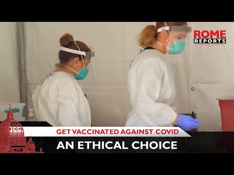 Experts assure Catholics that getting Covid-19 vaccine is an ethical choice