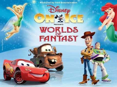Disney On Ice: Worlds of Fantasy!