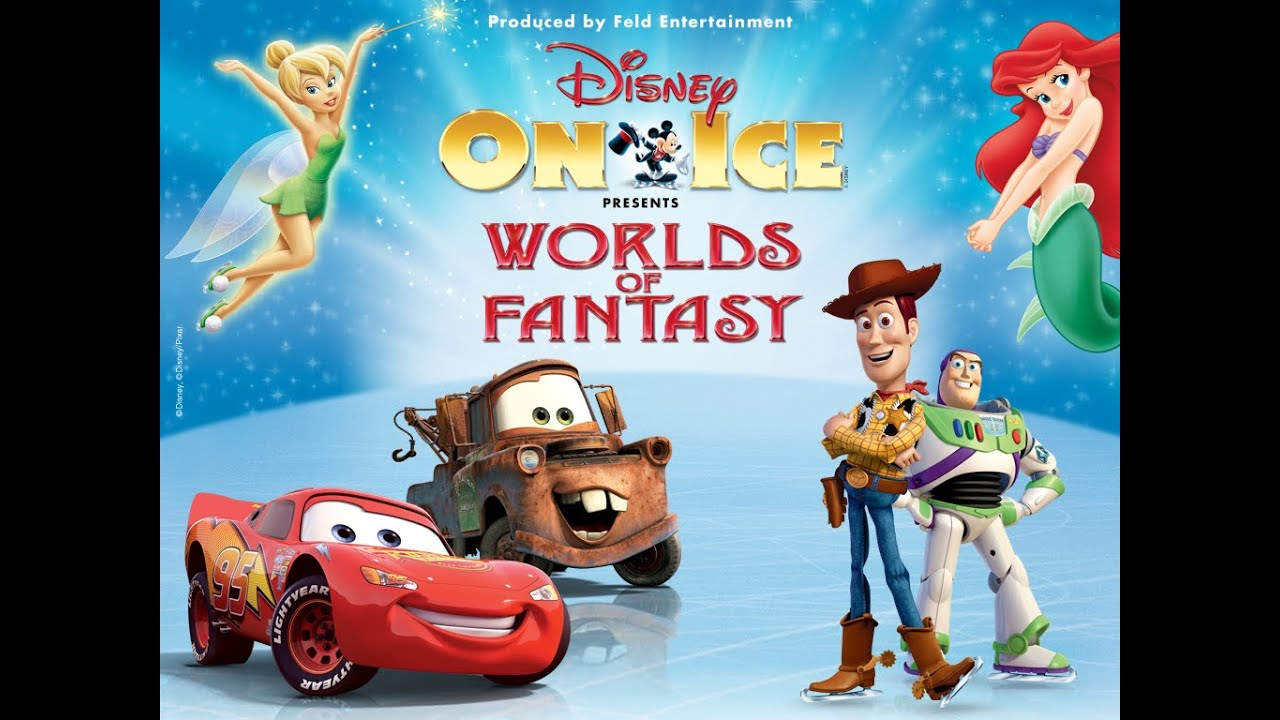 Disney On Ice Worlds Of Fantasy Youtube Tomica Series Dream Star 5th Anniversary