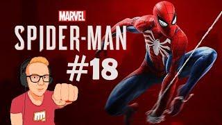 """MARVEL Spider-Man """"Podążanie za śladem"""" #18"""