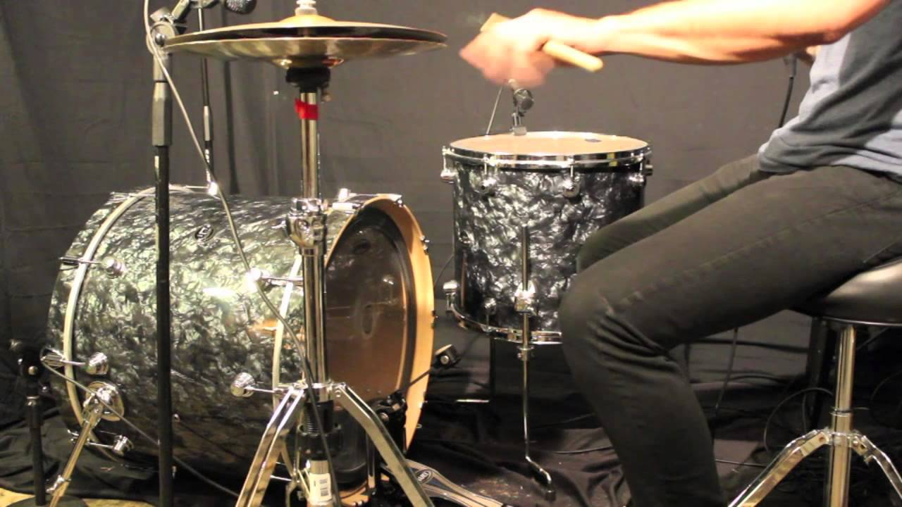 A Must-Know Drum Workout - Kick and Hand Single Strokes