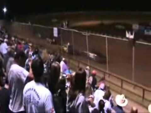 April 30, 2011 Baton Rouge Raceway Pure Stock Feature Race