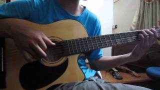 HuangHun - Betrayal - Phai dấu cuộc tình (Classic Guitar Solo)