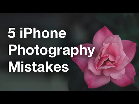 The 5 Most Common iPhone Photography Mistakes