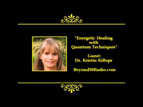 Energetic Healing with Quantum Techniques