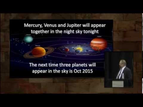 """Sunday May 26, 2013: Pastor Mark Biltz """"The Significance of the Blood Moons"""" - Updated"""