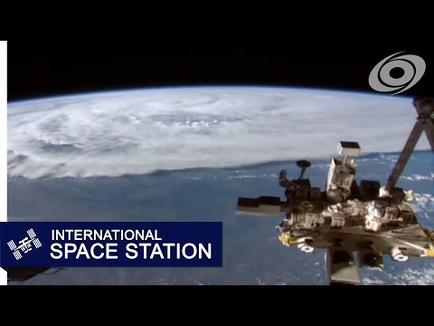 Cyclone Debbie from the ISS (Mar 26, 2017 at 06:28Z)