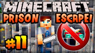 "Minecraft PRISON ESCAPE - Episode #11 w/ Ali-A! - ""BAD LUCK!"""