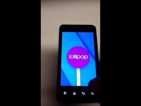 LG P990 Optimus 2X CM12.1 Lollipop 5.1.1 Rom