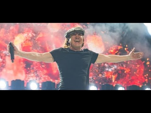 EXCLUSIVE!! BRIAN JOHNSON To Return to AC/DC