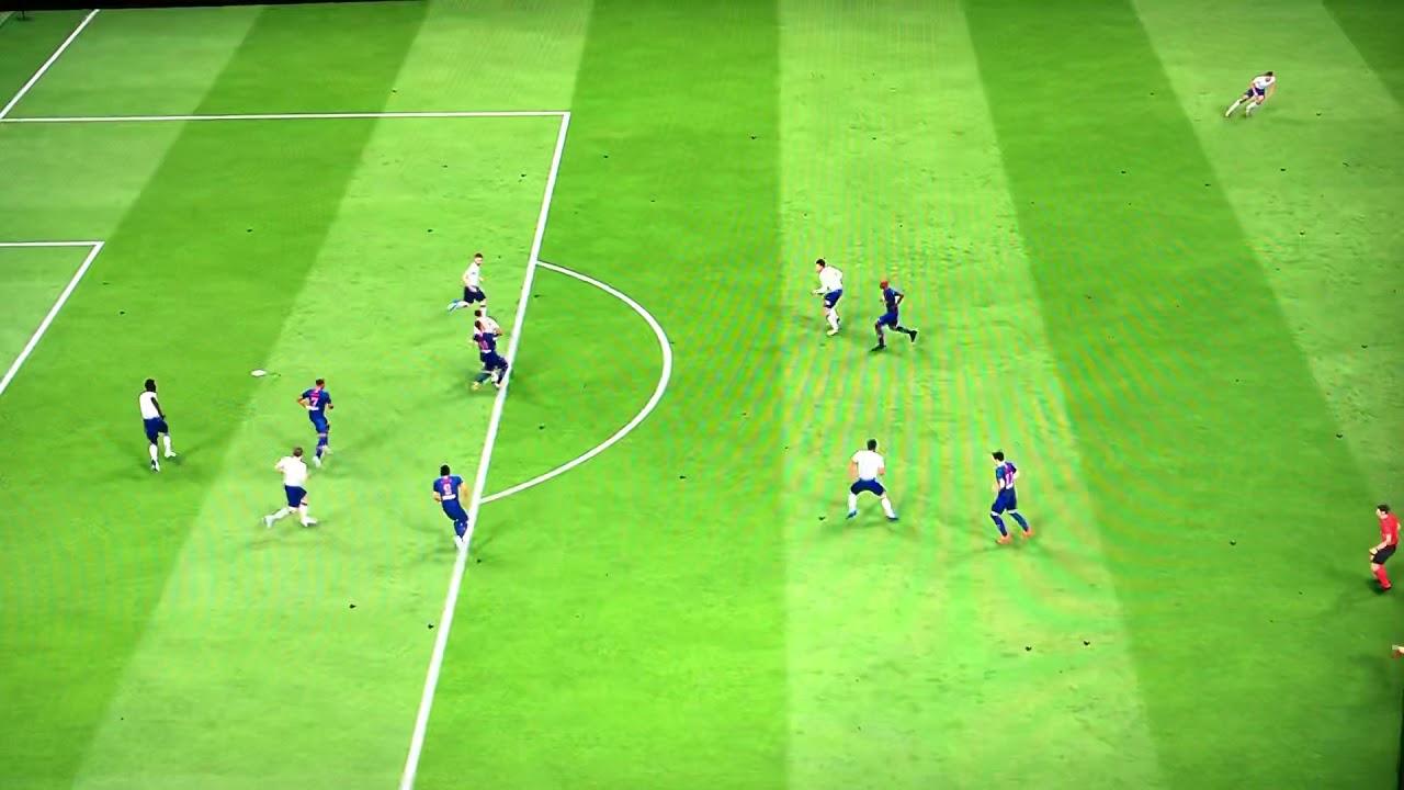 NEYMAR DIVES IN FIFA 19
