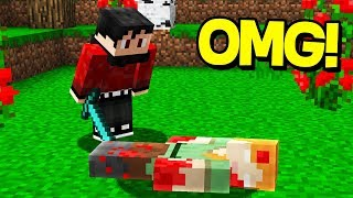 WE KILLED ALEXBRINE in Minecraft Pocket Edition